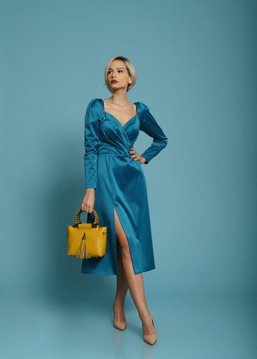 Rochie Serenity Albastră